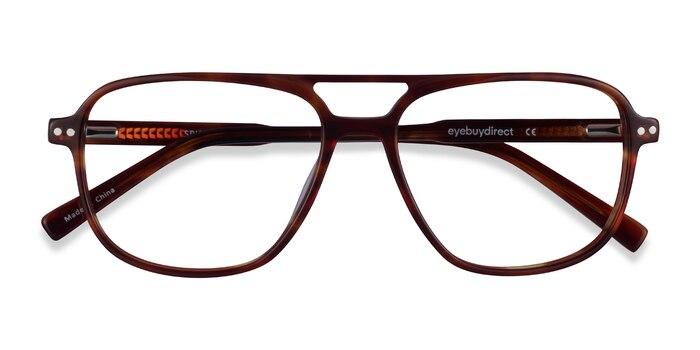Tortoise Spirit -  Acetate Eyeglasses