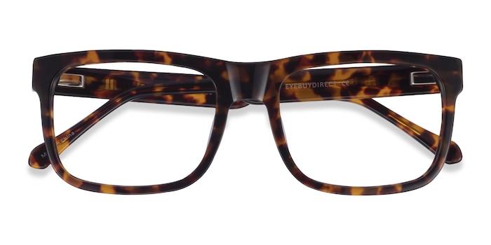 Tortoise Ylem -  Acetate Eyeglasses