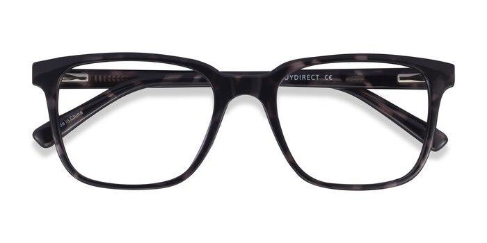 Gray Tortoise Boat -  Plastic Eyeglasses