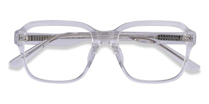Clear Neat -  Acetate Eyeglasses
