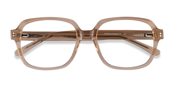 Clear Brown Kurt -  Acétate Lunette de Vue