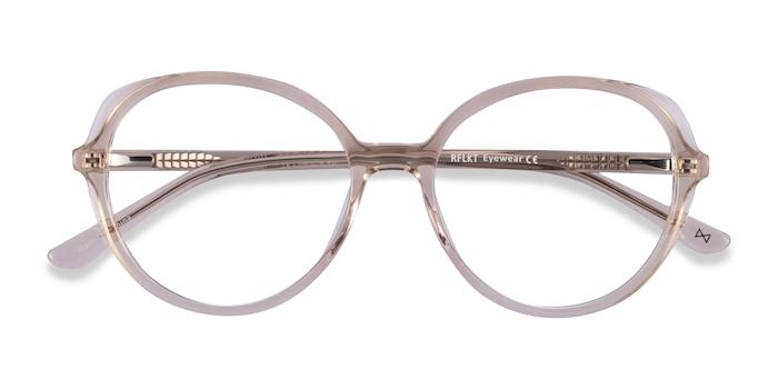 Champagne Pure -  Fashion Acetate Eyeglasses