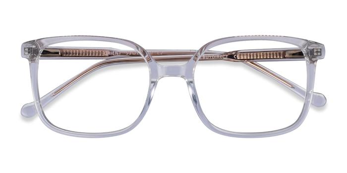 Clear Orient -  Acetate Eyeglasses