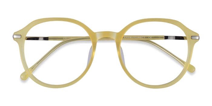 Iridescent Yellow Original -  Acetate Eyeglasses