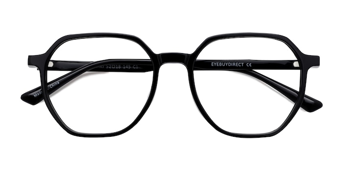 Black Tiki -  Geek Acetate Eyeglasses