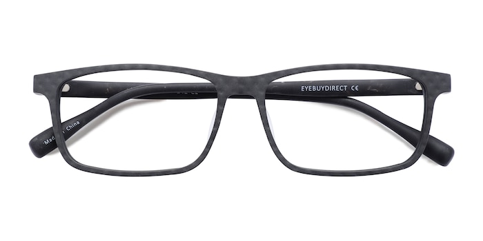 Matte Gray Jonas -  Geek Acetate Eyeglasses