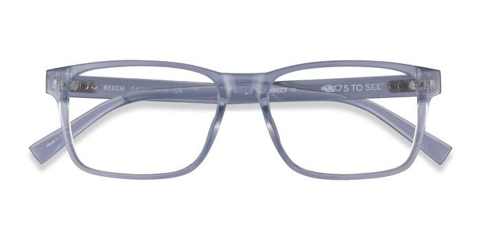Clear Beech -  Plastic Eyeglasses