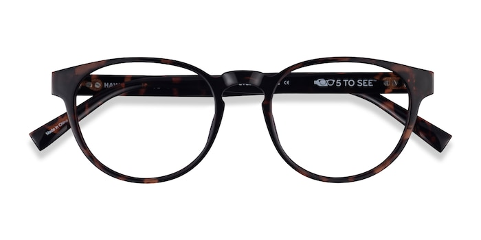 Tortoise Hawthorne -  Plastic Eyeglasses