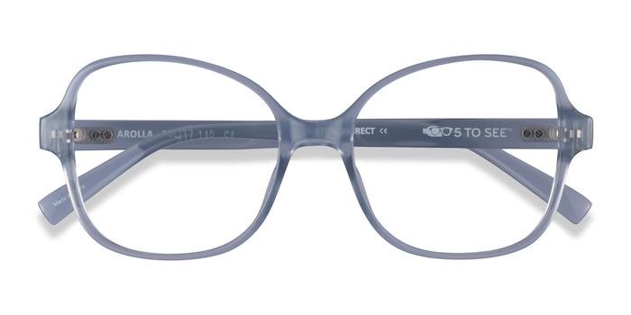 Clear Arolla -  Plastic Eyeglasses