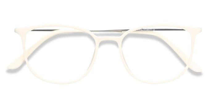White Strike -  Metal Eyeglasses