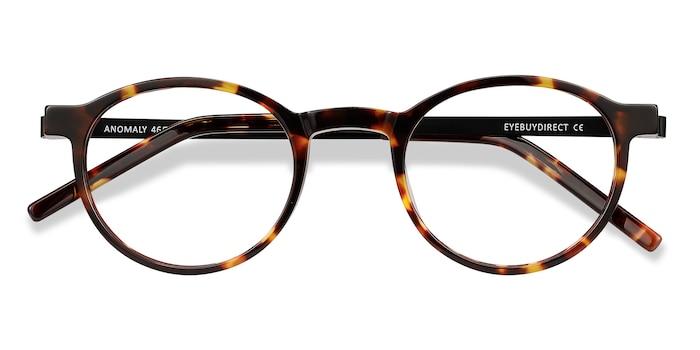 Tortoise Anomaly -  Metal Eyeglasses