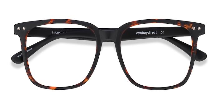 Tortoise Piano -  Plastic Eyeglasses