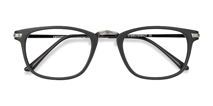 Black Catcher -  Lightweight Metal Eyeglasses