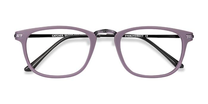 Purple Catcher -  Metal Eyeglasses