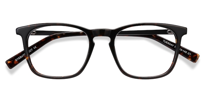 Tortoise Tuesday -  Acetate Eyeglasses