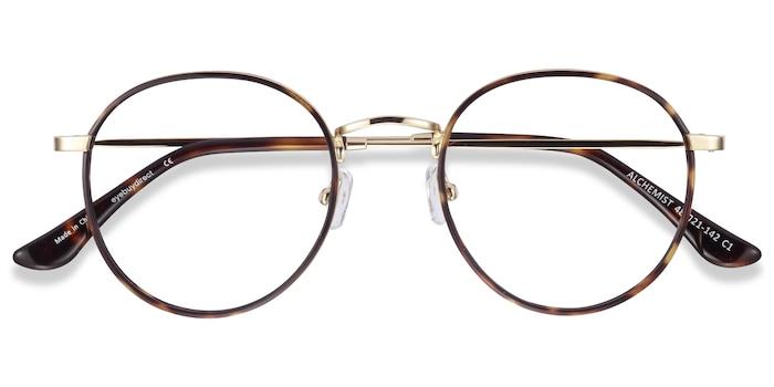 Tortoise Alchemist -  Vintage Acetate Eyeglasses