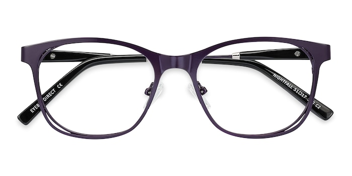 Purple Nightfall -  Colorful Acetate Eyeglasses