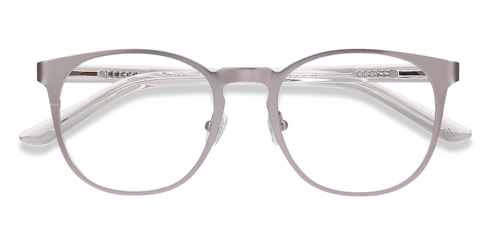 Gunmetal Resonance -  Classic Acetate Eyeglasses