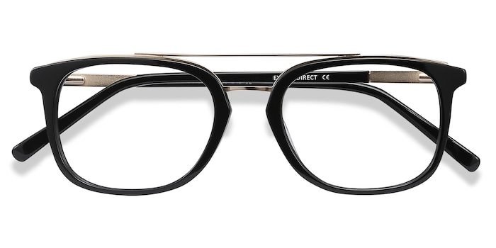 Black Guild -  Acetate Eyeglasses