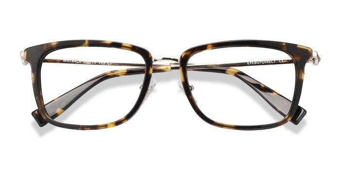 Tortoise Wayback -  Acetate Eyeglasses