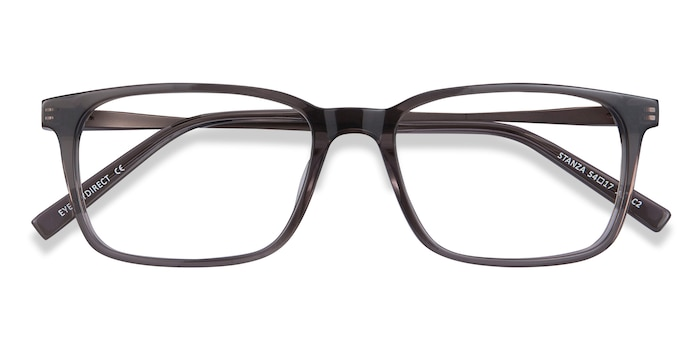 Gray Stanza -  Acetate Eyeglasses