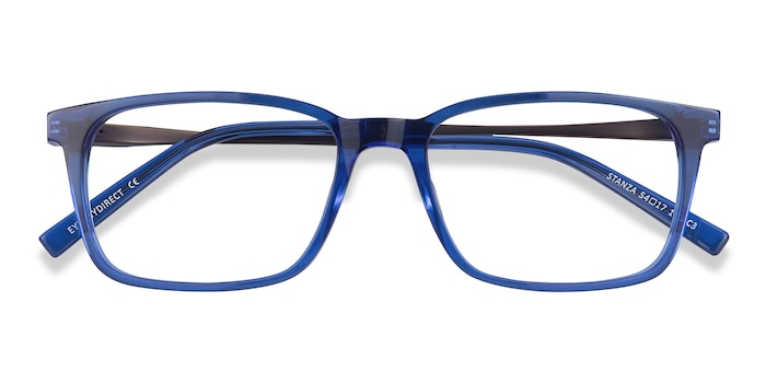 Blue Stanza -  Acetate Eyeglasses