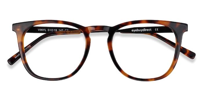 Tortoise Vinyl -  Acetate Eyeglasses
