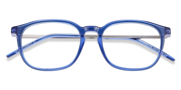 Blue Esquire -  Acetate Eyeglasses