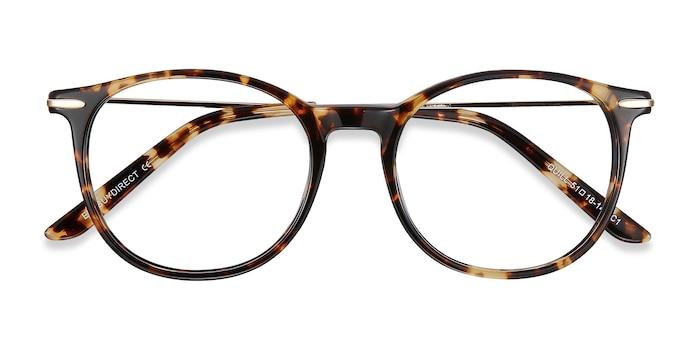 Tortoise Quill -  Classic Acetate Eyeglasses