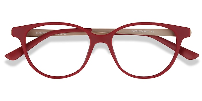 Red Element -  Metal Eyeglasses