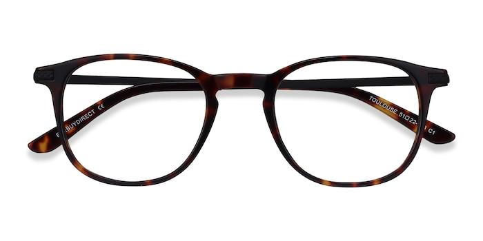 Tortoise Toulouse -  Acetate Eyeglasses