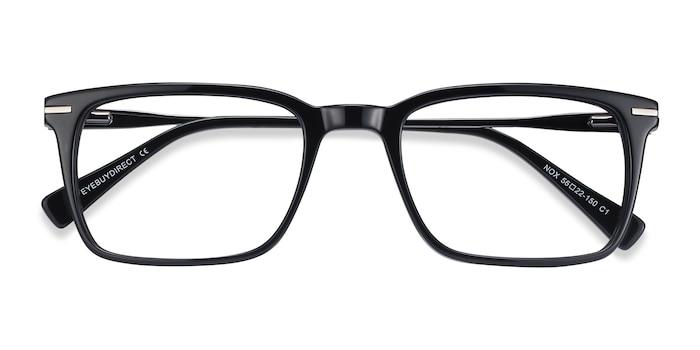 Black Nox -  Acetate Eyeglasses