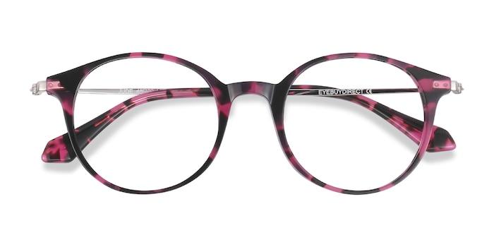 Pink Tortoise Jude -  Acetate Eyeglasses