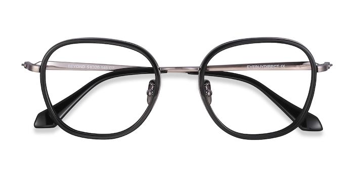 Black Beyond -  Acetate Eyeglasses