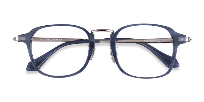 Blue Lalo -  Acetate Eyeglasses