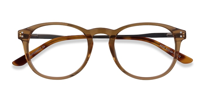 Yellow Akio -  Acetate Eyeglasses