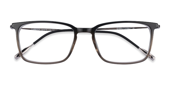 Brown Cameron -  Metal Eyeglasses