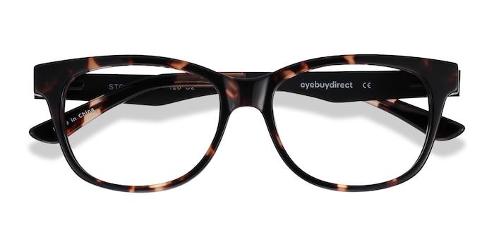 Tortoise Story -  Acetate Eyeglasses