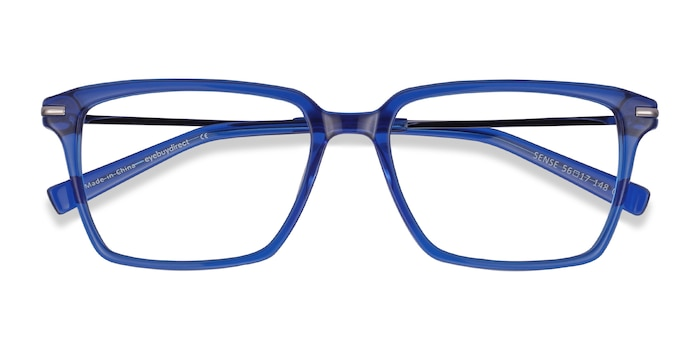 Blue Sense -  Metal Eyeglasses