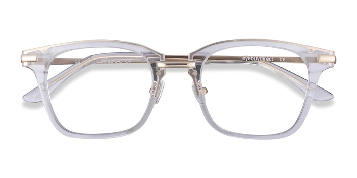 Clear Candela -  Fashion Metal Eyeglasses
