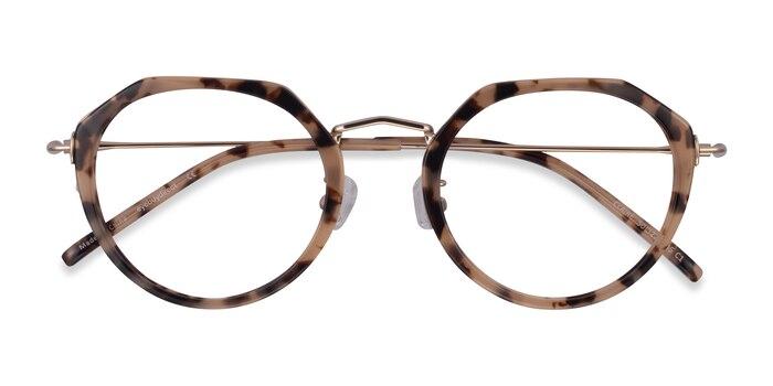 Ivory Tortoise Claire -  Acetate Eyeglasses