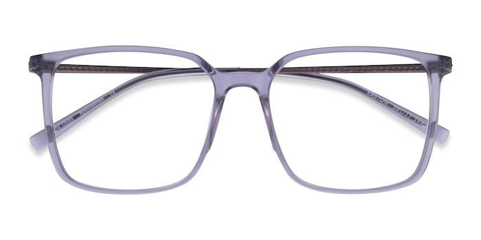 Clear Gray Easton -  Geek Acetate, Metal Lunette de Vue