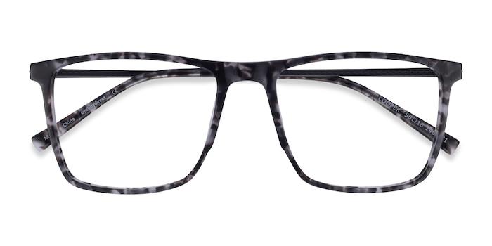 Gray Tortoise Cooper -  Acetate Eyeglasses