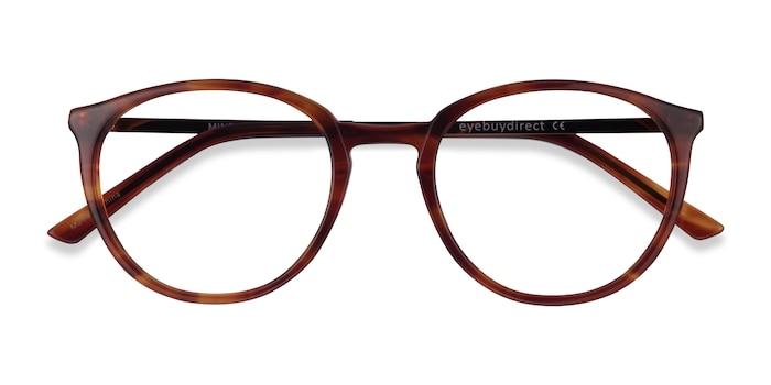 Tortoise Bronze Mindful -  Acetate Eyeglasses