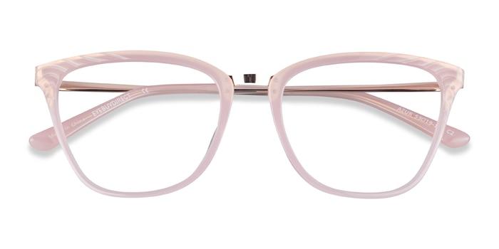 Pink Azur -  Colorful Acetate Eyeglasses