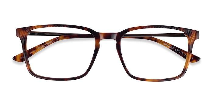 Tortoise Similar -  Classic Acetate Eyeglasses