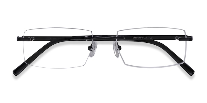 Black Collector -  Metal Eyeglasses