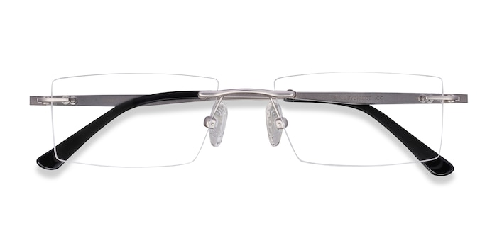 Silver Primo -  Metal Eyeglasses