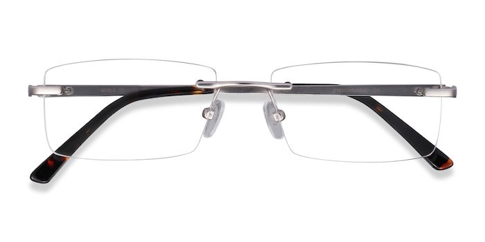 Silver Noble -  Metal Eyeglasses