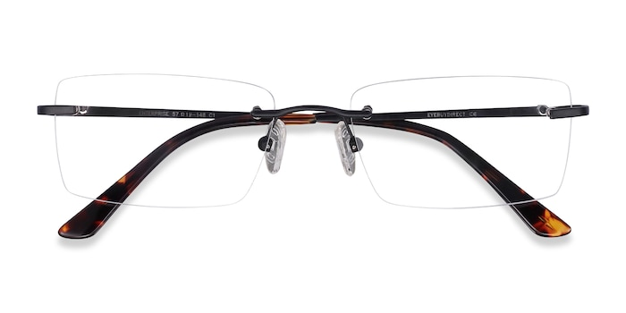 Black Enterprise -  Metal Eyeglasses